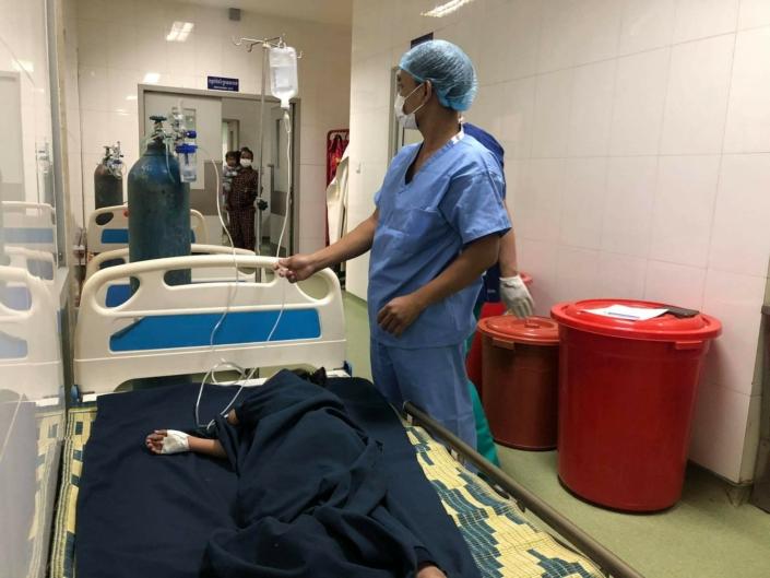 7. Kinderoperationsmission / Stoeng Treng Referral Hospital, Kambodscha