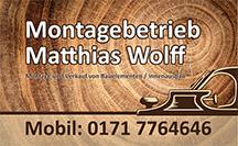 Montagebetrieb Matthias Wolff
